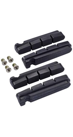 Shimano R55C3 Bremsschuhe schwarz